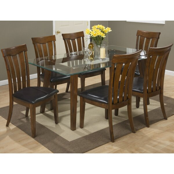 loon peak fort morgan dining table & reviews   wayfair