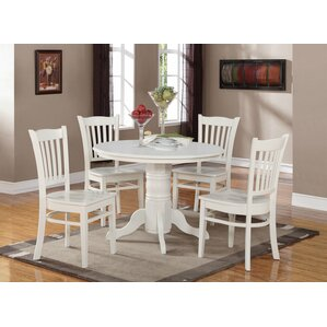 white kitchen & dining room sets you'll love   wayfair
