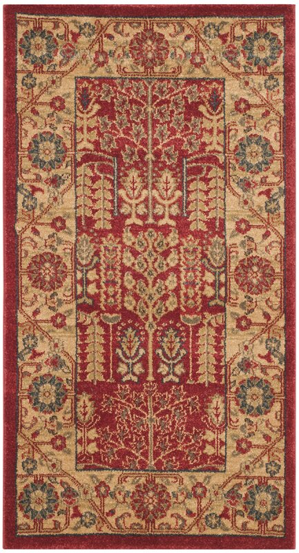 Coleraine Red Area Rug Amp Reviews Birch Lane