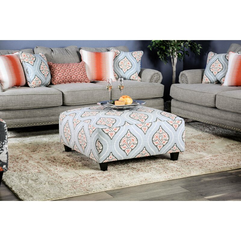 Charmant Canora Grey Mclaughlin Ottoman | Wayfair