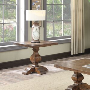 Bates End Table by Darby Home Co