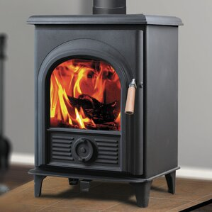direct vent wood stove