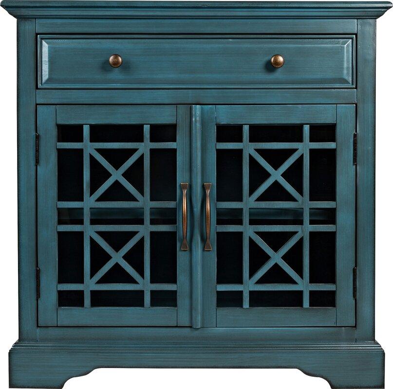Daisi 1 Drawer 2 Door Accent Cabinet Amp Reviews Birch Lane