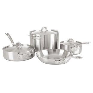 Viking 5 Ply Professional 7 Piece Cookware Set