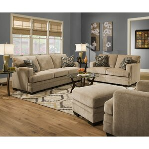 Tillmon Configurable Living Room Set by Andover Mills