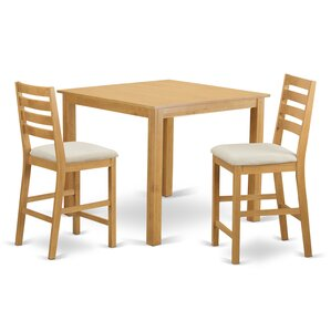 Caf? 3 Piece Counter Height Dining Set by..
