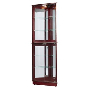 Search Results For Tall Curio Corner Cabinet