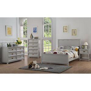 Iesha Panel Configurable Bedroom Set Kids Sets