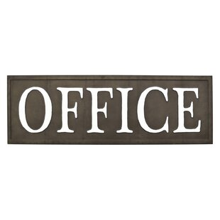 Ordinaire Office Novelty Sign Wall Décor