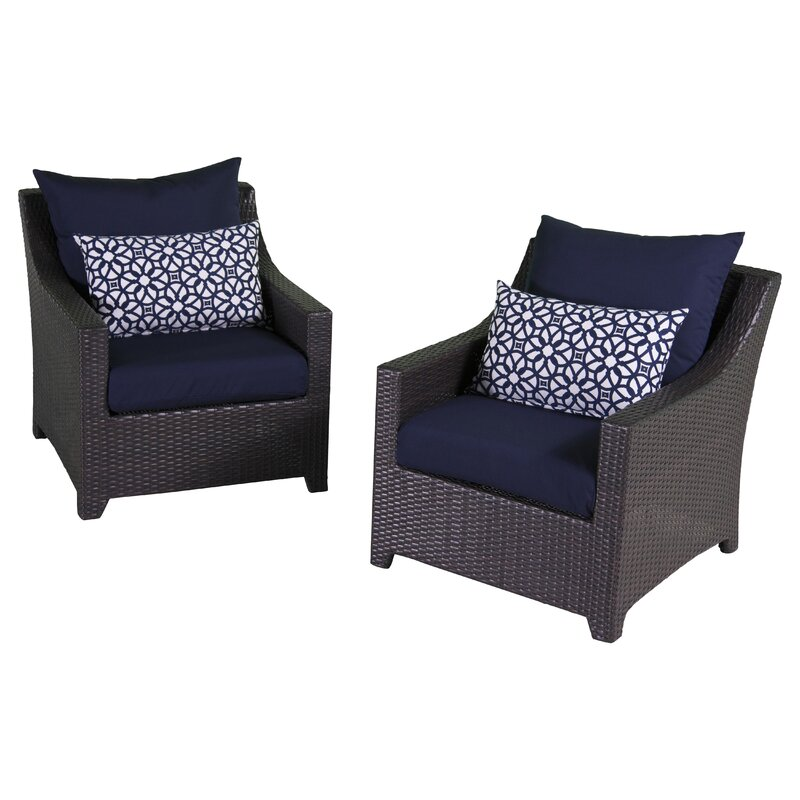 Northridge Chair With Cushions