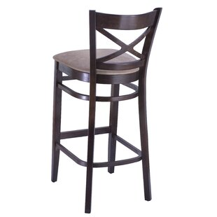 Keshawn Crossback 30 Bar Stool