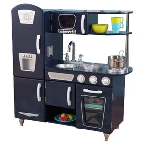 Kidkraft Wooden Play Kitchen kidkraft play kitchens you'll love | wayfair