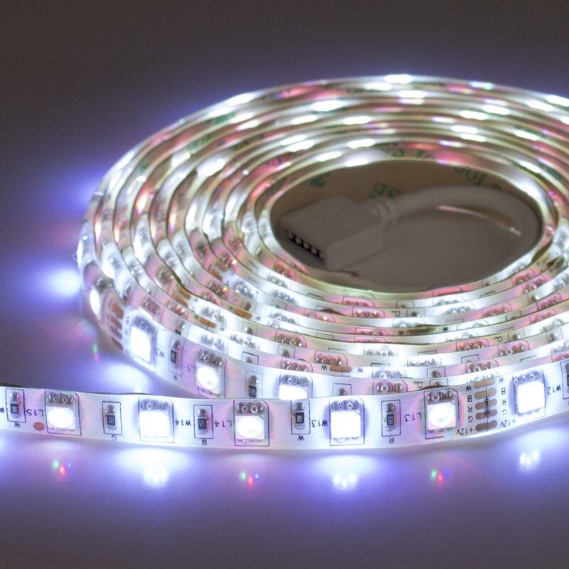 Bluetooth Self Adhesive Led 7 Under Cabinet Strip Light