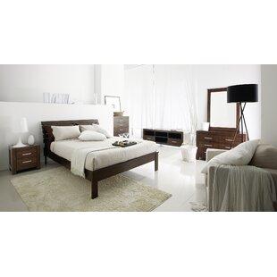 Sagittarius Queen Platform 5 Piece Bedroom Set