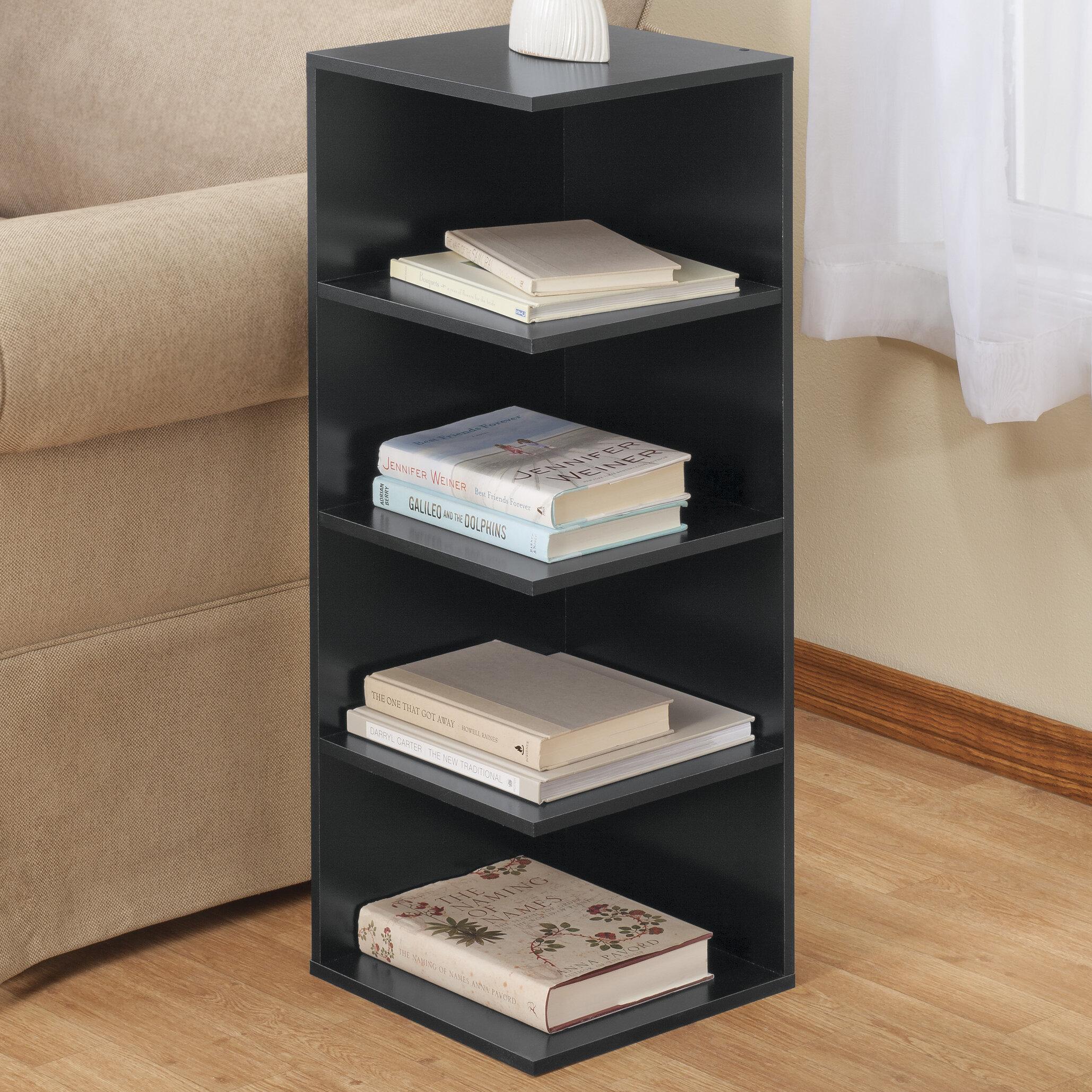 Miles Kimball Readeru0027S Stand Corner Unit Bookcase | Wayfair