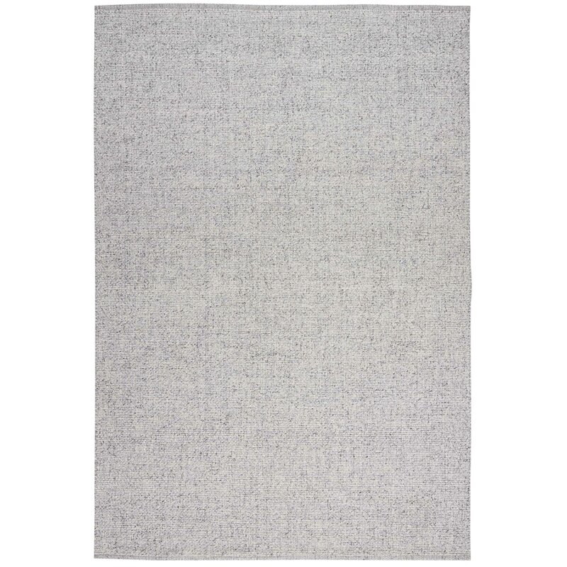 Calvin Klein Tobiano Hand-Loomed Silver Area Rug