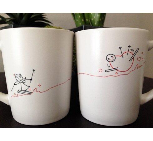 boldloft fallen for you couple coffee mug wayfair
