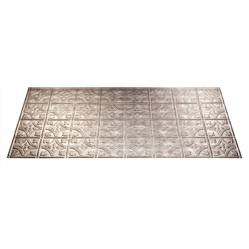 Fasade Traditional Ft X Ft GlueUp Ceiling Tile In - 1 x 2 ceiling tiles