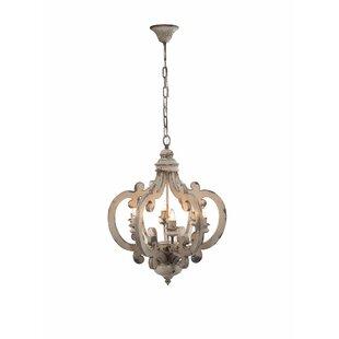 Lantern chandeliers youll love wayfair benin beautiful antique 6 light candle style chandelier aloadofball Choice Image
