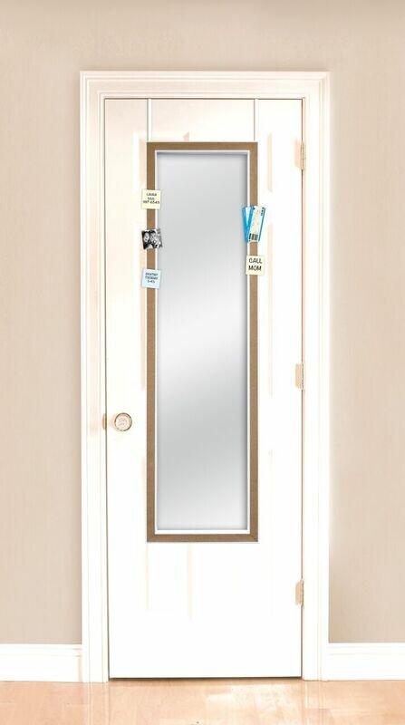 Genial MCSIndustries Over The Door With Cork Sur Full Length Mirror U0026 Reviews |  Wayfair