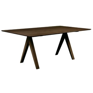 Jermey Maple Wood Dining Table by Corriga..