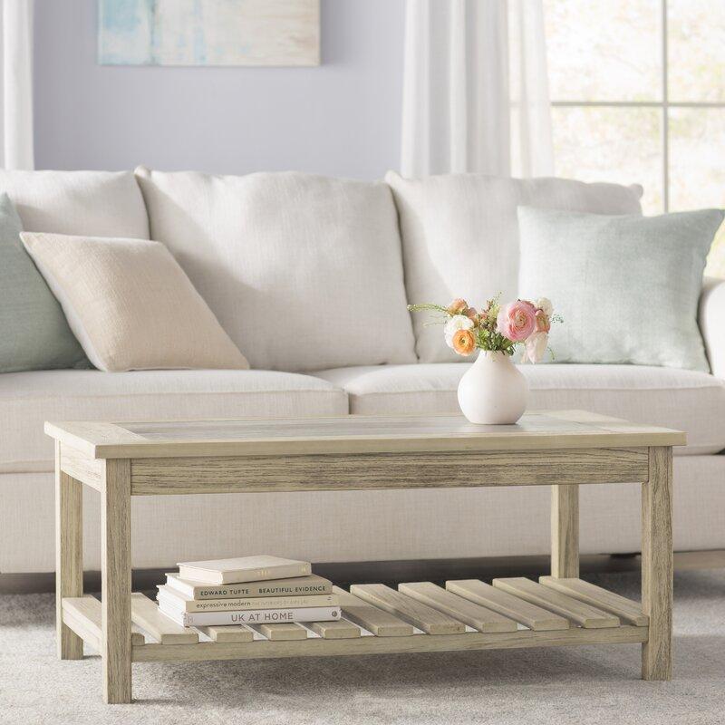 Beachcrest Home Briarwood Coffee Table Amp Reviews Wayfair Ca