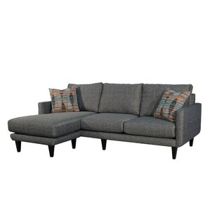 Aruba Reversible Sectional by Sage Avenue