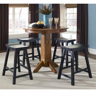 Marni 6 Piece Pub Table Set