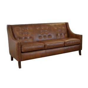 Woburn Genuine Top Grain Leather Sofa