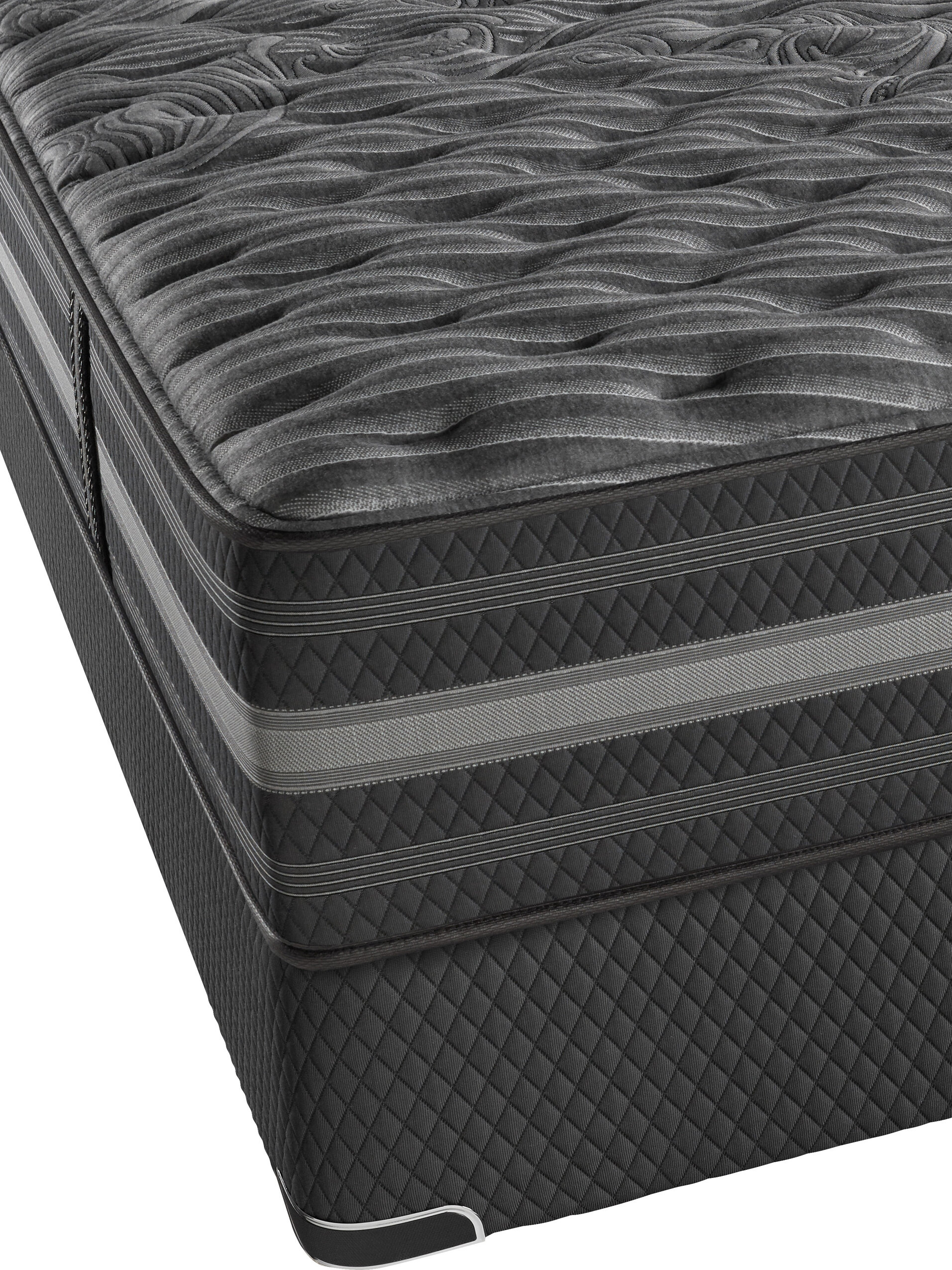 mattress pillowtop beautyrest base prices mattresses options plush black adjustable with work katarina