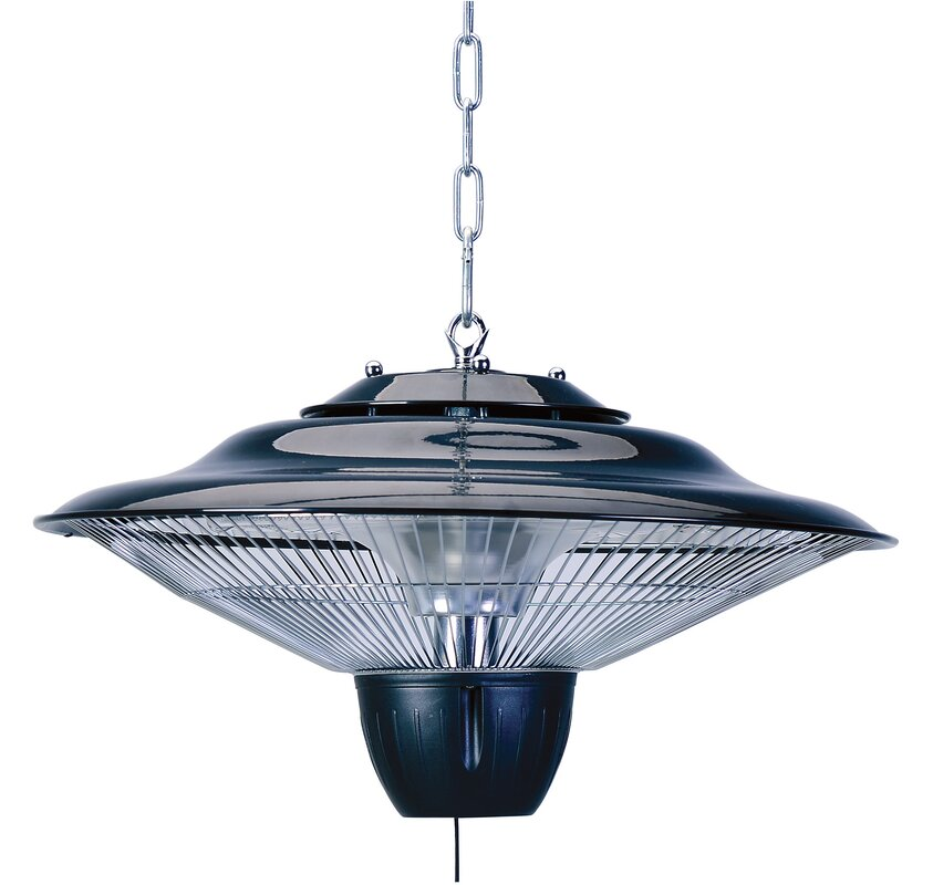 1500 Watt Electric Infrared Ceiling Mounted Heater