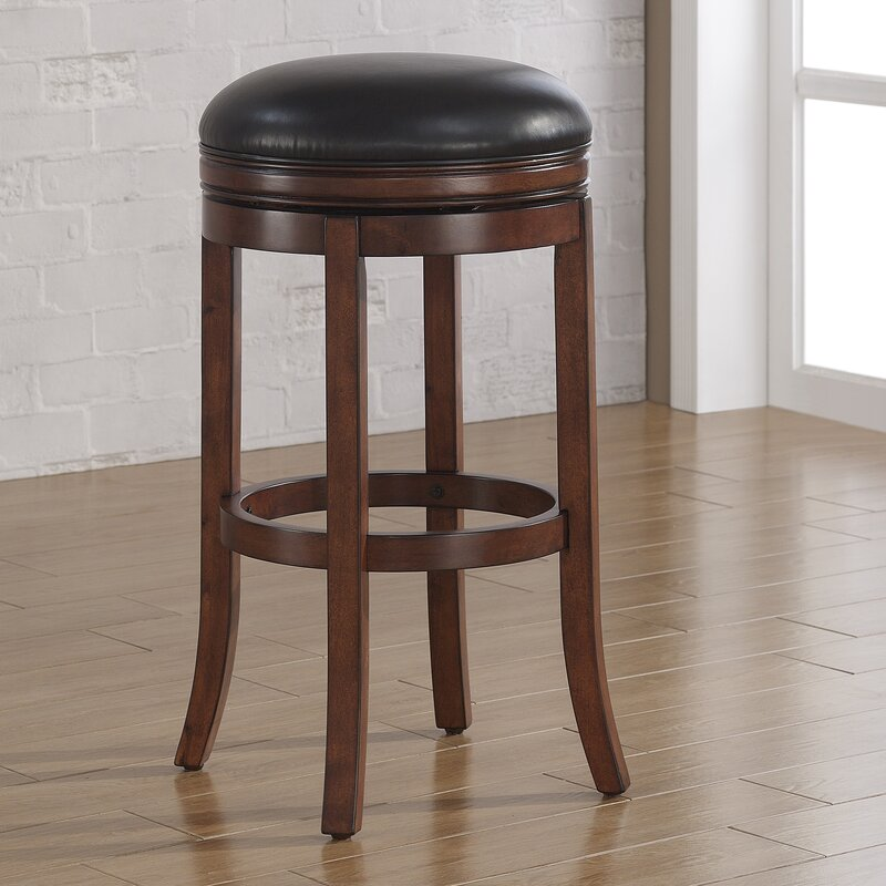Darby Home Co Mcmullin 26 Swivel Bar Stool Reviews Wayfair
