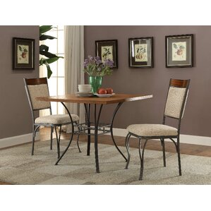 Abbotsford 3 Piece Dining Set by Loon Peak