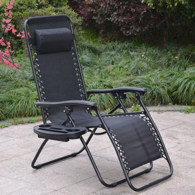 Charming Reclining Zero Gravity Chair