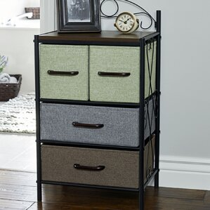 Brundrett End Table with Drawer by Fleur De Lis Living