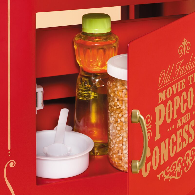 Vintage 6 Ounce Popcorn and Concession Cart