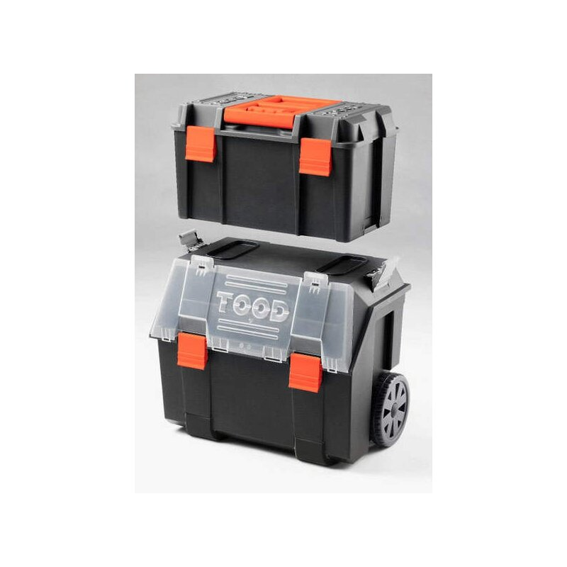 TOOD Quick Bottom Bin Access Roller Tool Box & Reviews