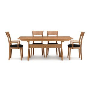 Sarah 5 Piece Extendable Dining Set by Co..