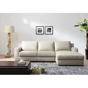 Modern Contemporary Down Filled Sectional Sofas AllModern