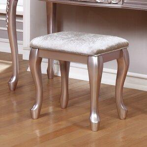 whitney vanity stool