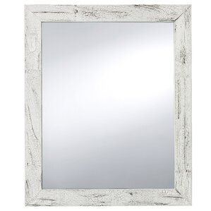 birch hollow wall mirror