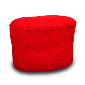 Luxe Tufted Ottoman by Ceets