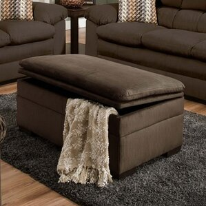 Britton Storage Ottoman by Simmons Uph..