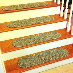 Bay Leaf Stair Tread (Set Of 13)