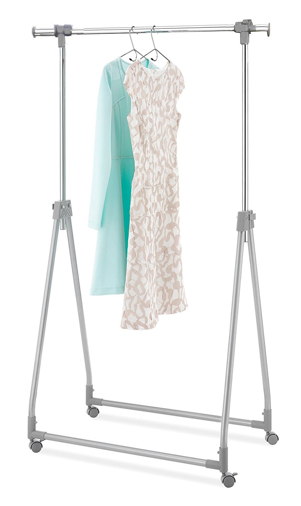 Wayfair basics collapsible 120cm wide clothes rack reviews wayfair co uk