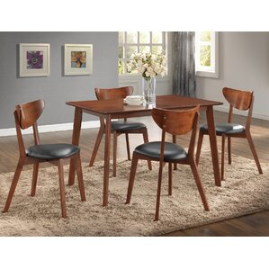 Sacramento 5 Piece Dining Set by Round..