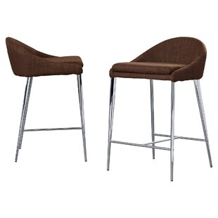 Angela 24.4 Bar Stool (Set of 2)