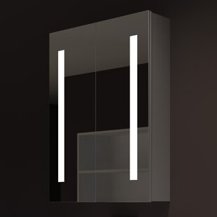 Lency 24 X 32 Surface Mount Medicine Cabinet With Led Lighting