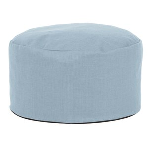 Cedar Foot Pouf Sterling Ottoman by Highland..