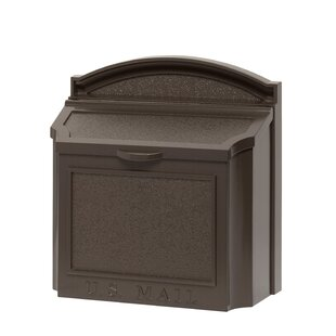 Save to Idea Board  sc 1 st  Wayfair & Wall Mount Mailboxes You\u0027ll Love | Wayfair